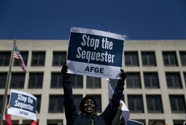 Good Riddance, Lawmakers Say in Last Deal to Avoid Sequestration