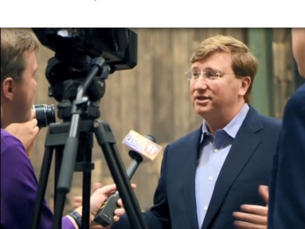 Mississippi gubernatorial nominee Tate Reeves (R)