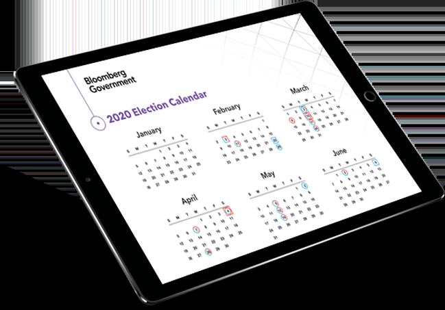 Election calendar