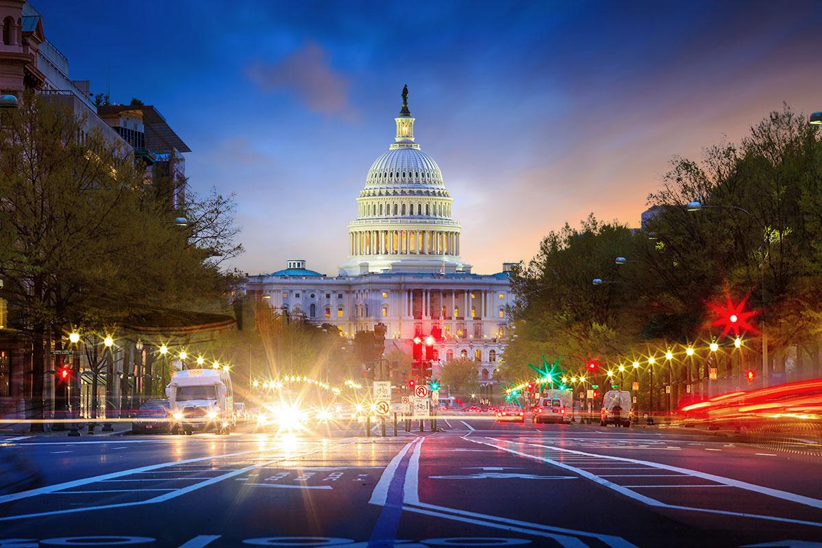 Capitol Hill Vibrant