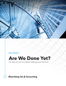 Are We Done Yet Report cover page