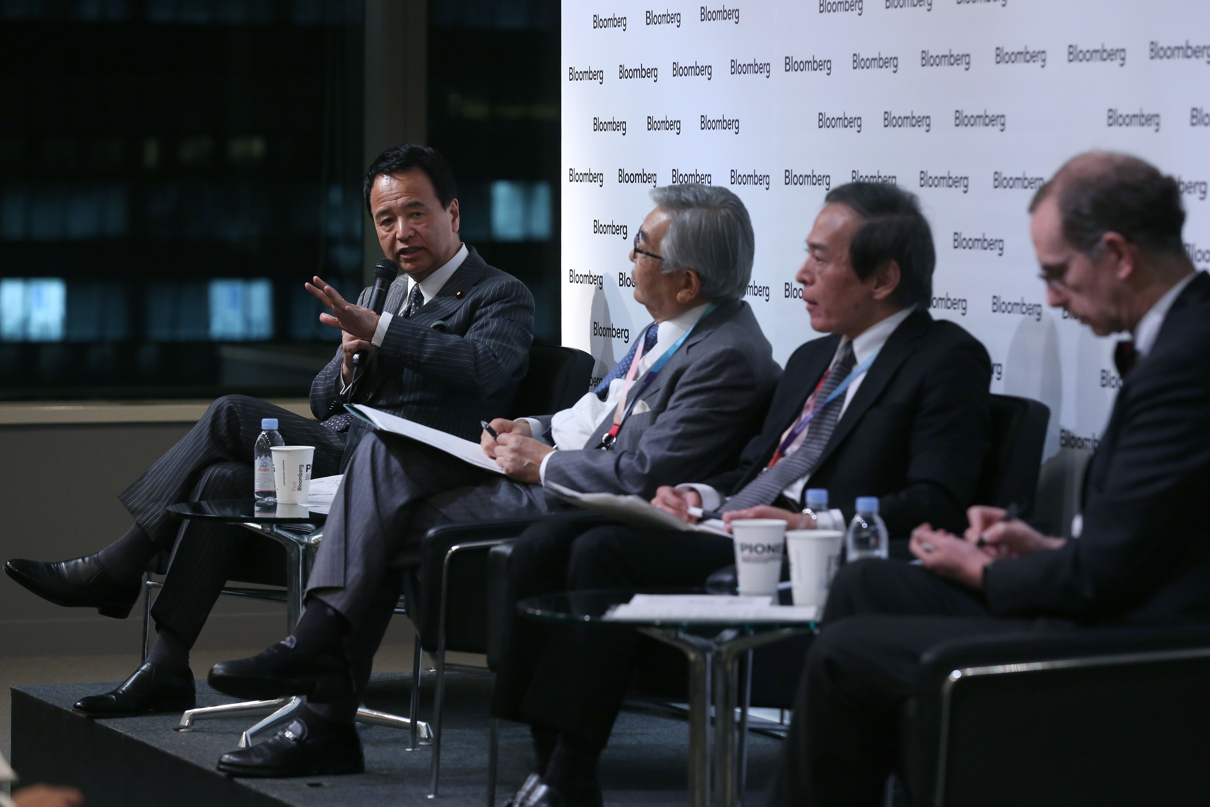 Abenomics And Japan S Economy In 2015 Bloomberg