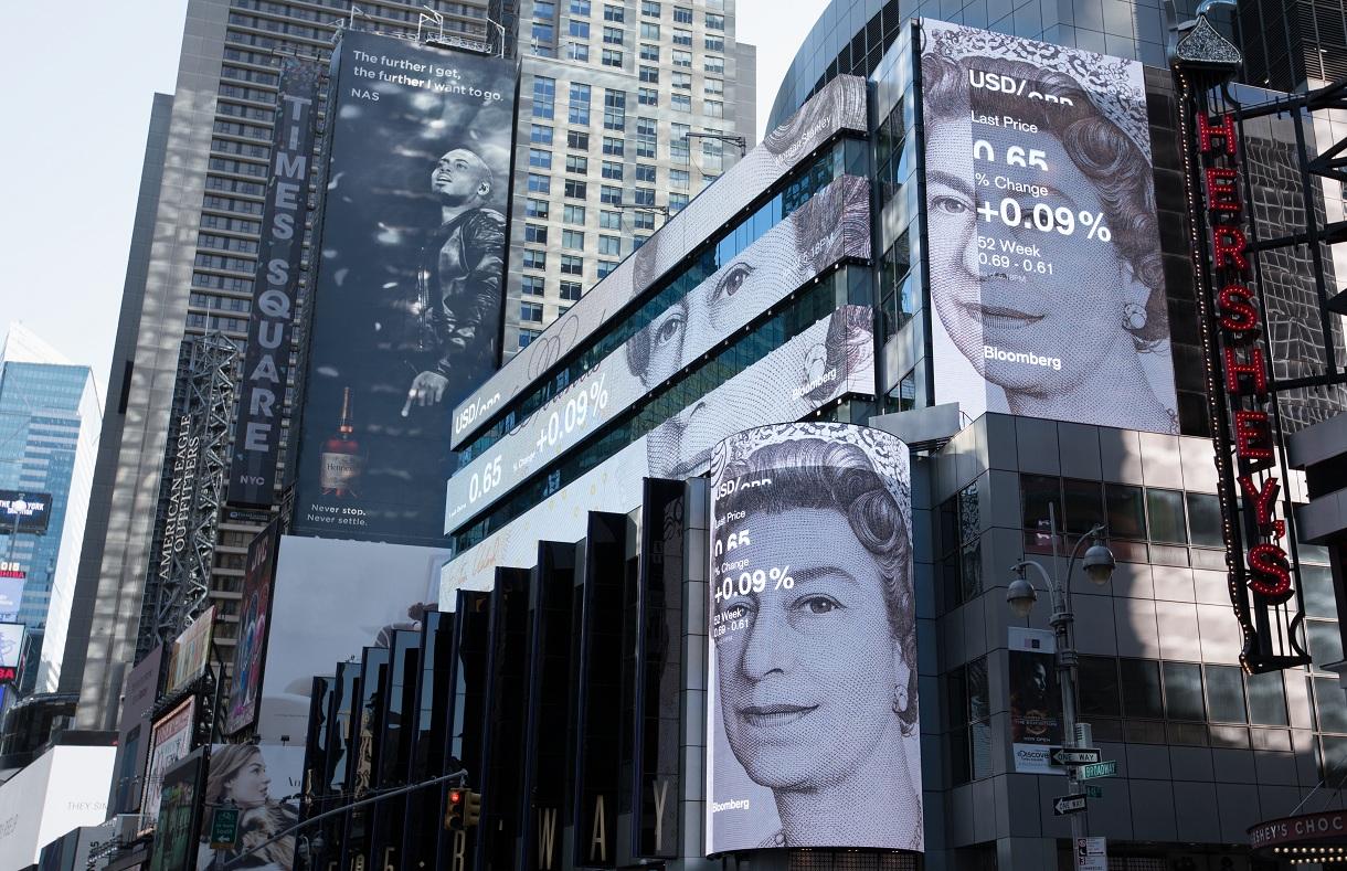 Bloomberg Joins Morgan Stanley In Unveiling New Digital