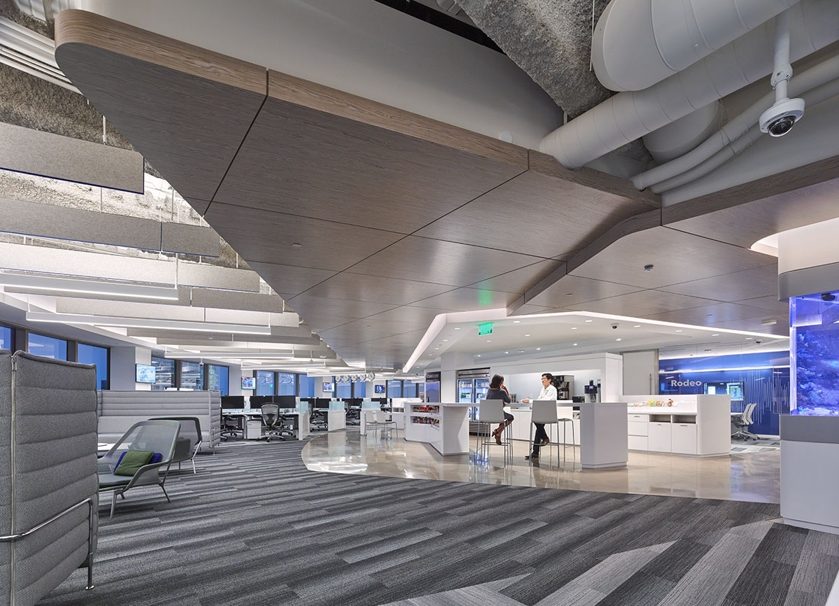 Bloomberg Celebrates New Office In Los Angeles Bloomberg