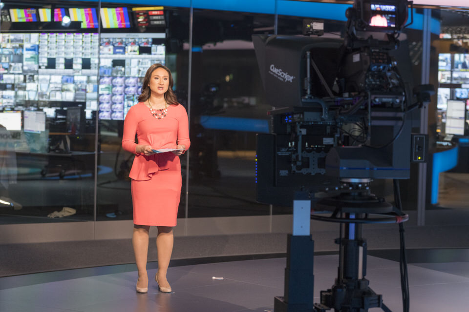 Bloomberg Debuts Hi Tech New Broadcast Facility In London