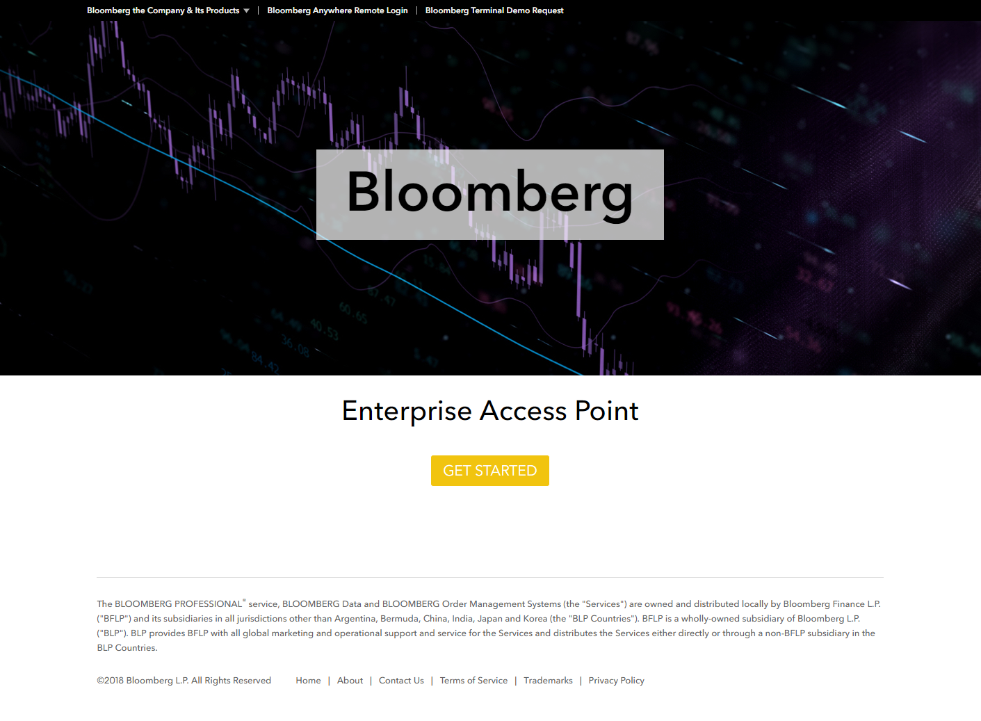 Bloomberg Launches