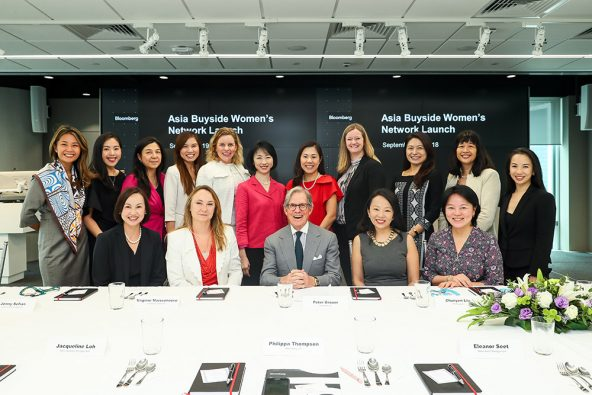 Dynamic asian womens network