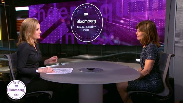 Celebrating gender equality 365 days a year: Conversations with CEOs of the companies most committed to advancing women - Bloomberg L.P Diversity & Inclusion