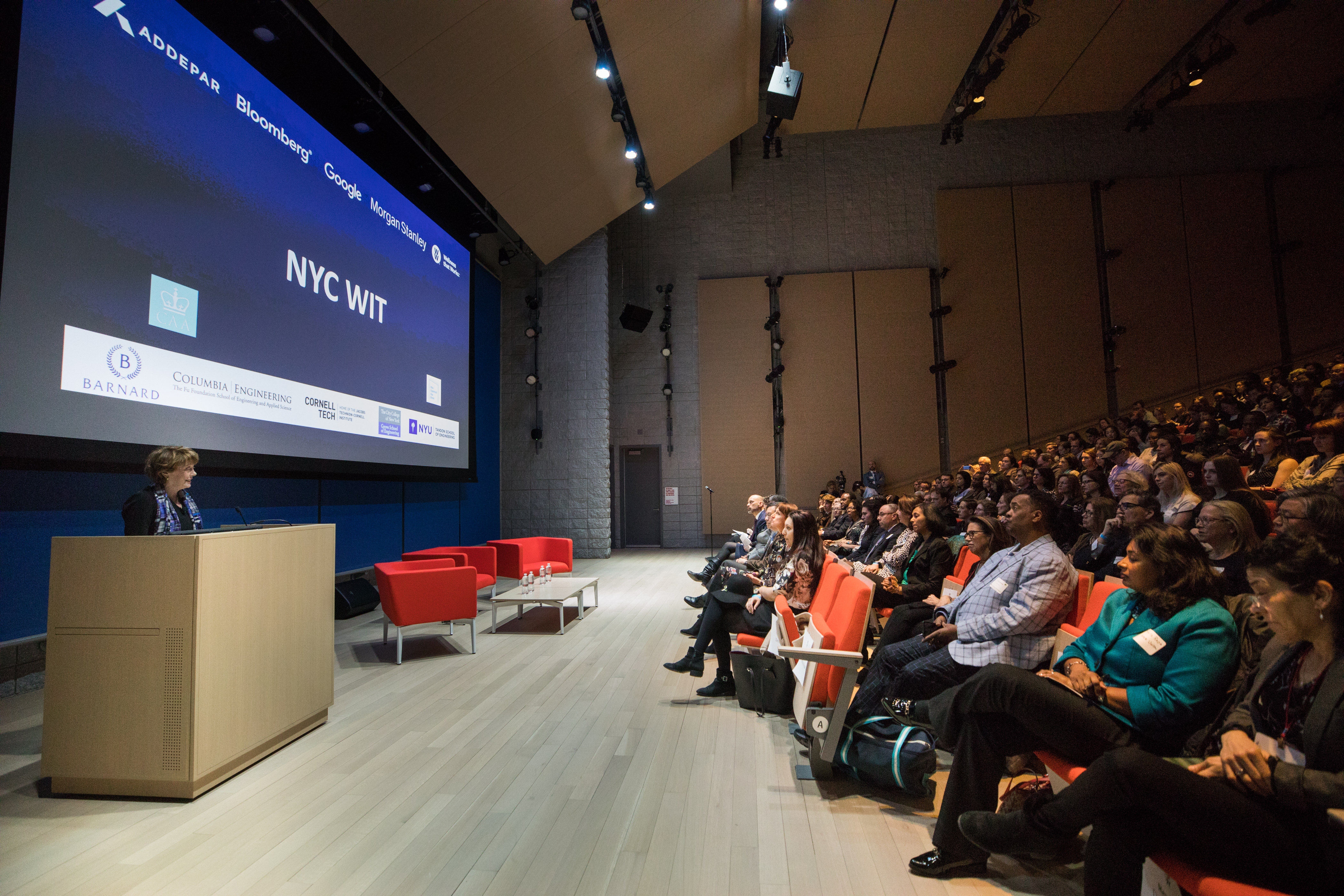 NYC WIT Encourages Women to Pursue Engineering/Technology