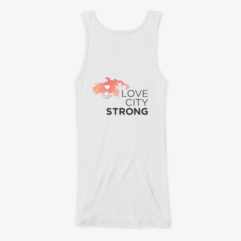 Love City Tank top