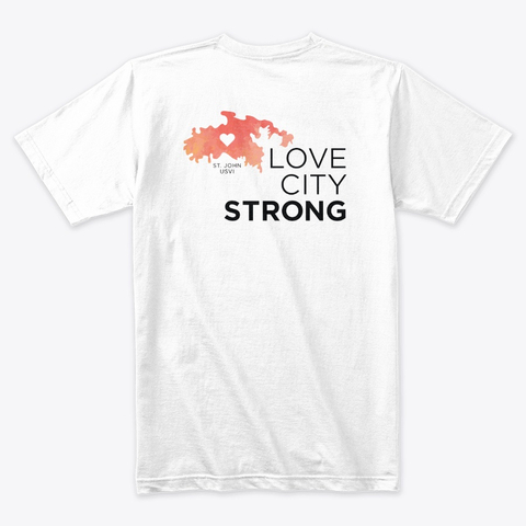 Love City T shirt