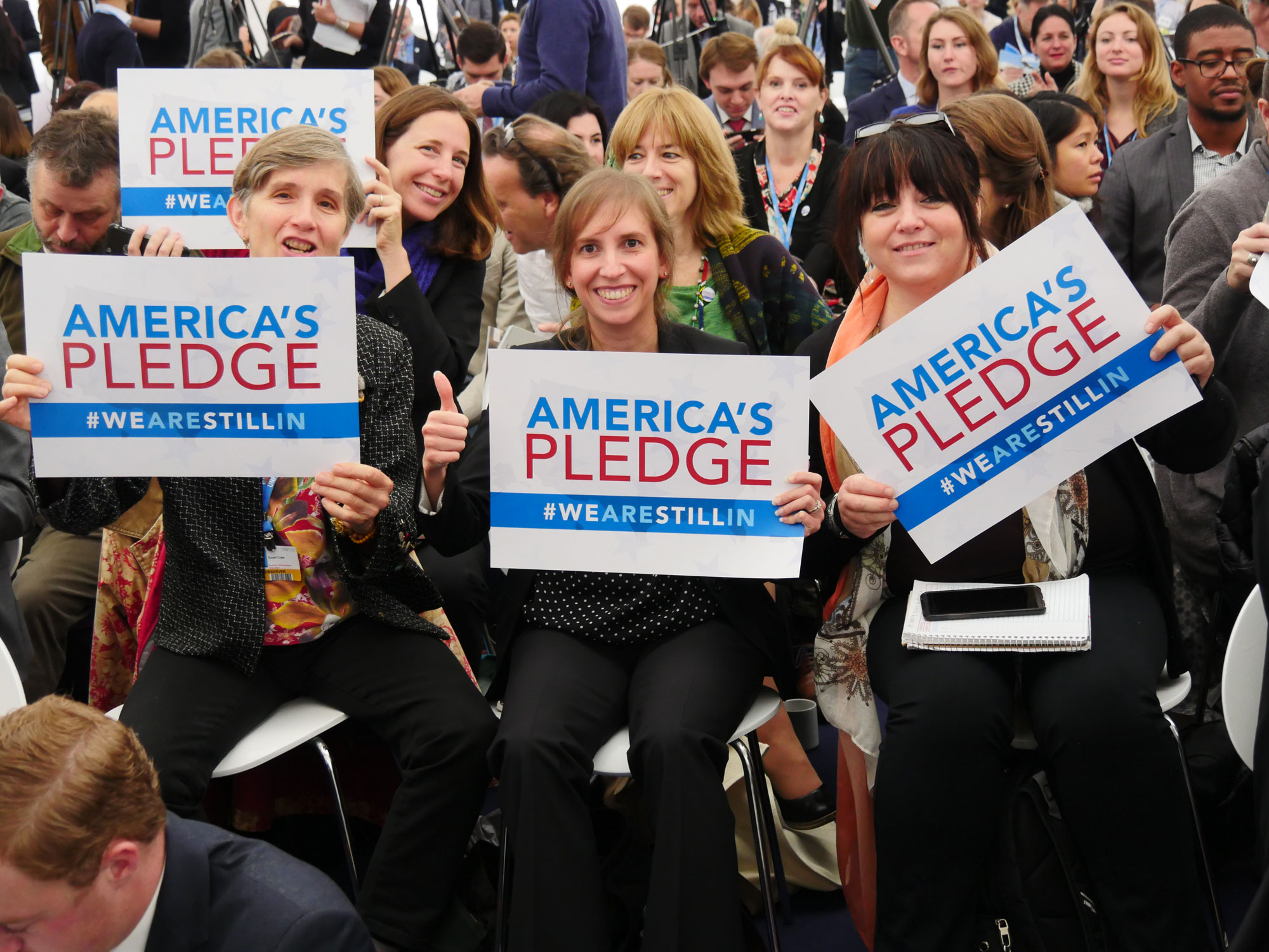 Americas Pledge
