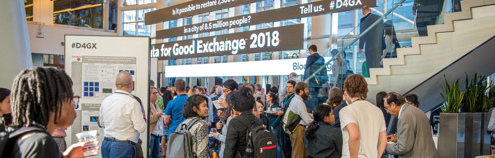 Data for Good Exchange 2019