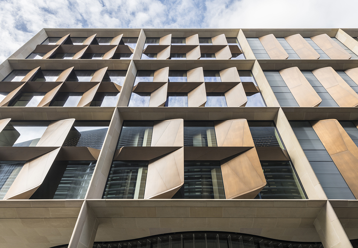 Bloomberg London Building | Bloomberg L P