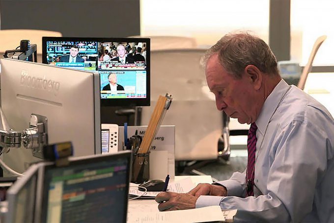 60 Minutes Interview with Mike Bloomberg