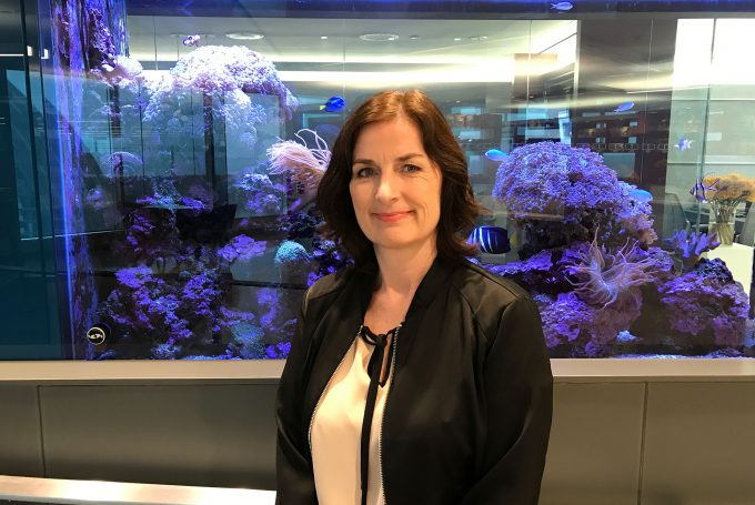 Bloomberg News' Jacqueline Thorpe swaps roles to broaden her skills and global network
