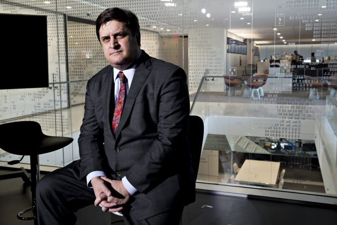 Meet Craig, Bloomberg News Bureau Chief in Washington, D.C.