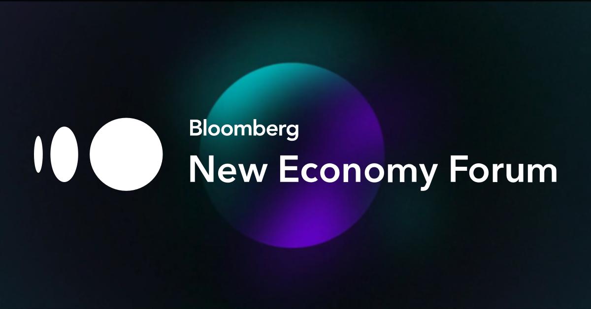New Economy Forum | Bloomberg L P