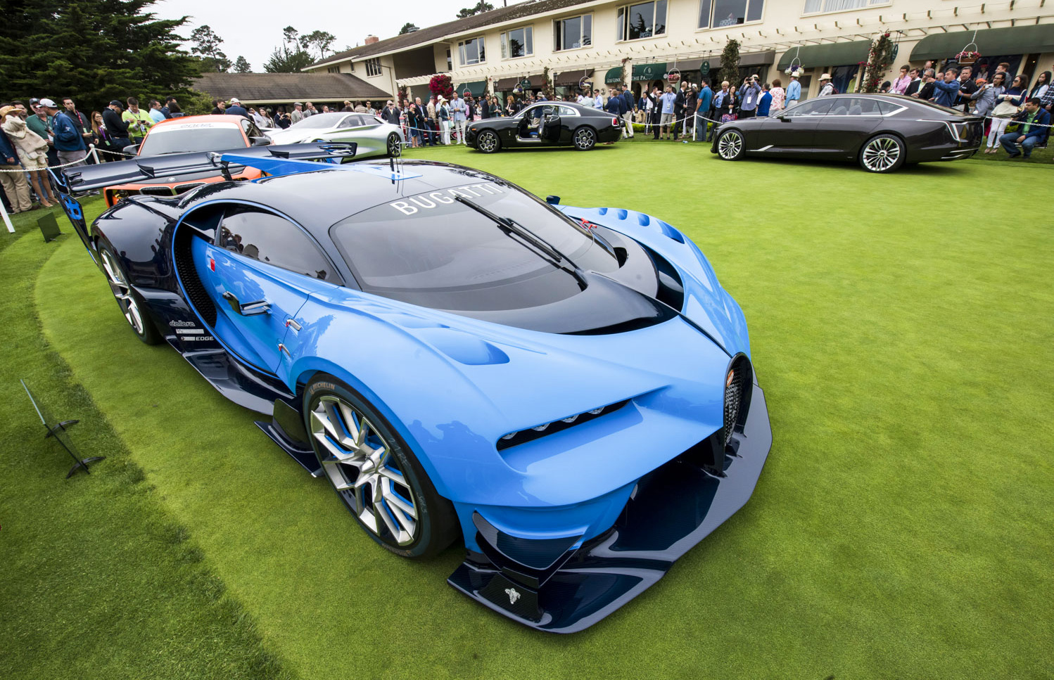 The Most Beautiful Cars From The Pebble Beach Concours DElegance - Pebble beach car show ticket prices
