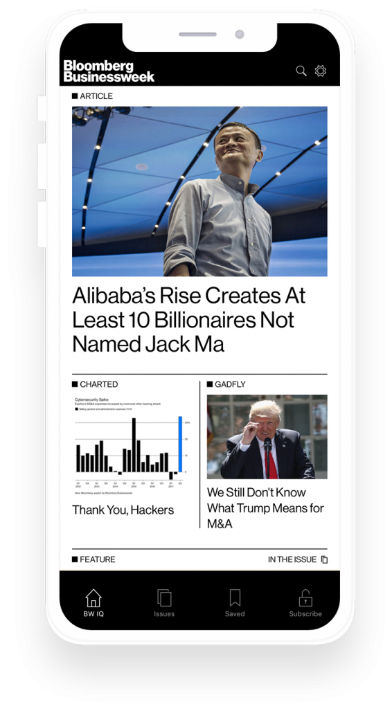Bloomberg Businessweek | Bloomberg Apps