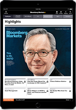 Bloomberg Markets Magazine | Bloomberg Apps