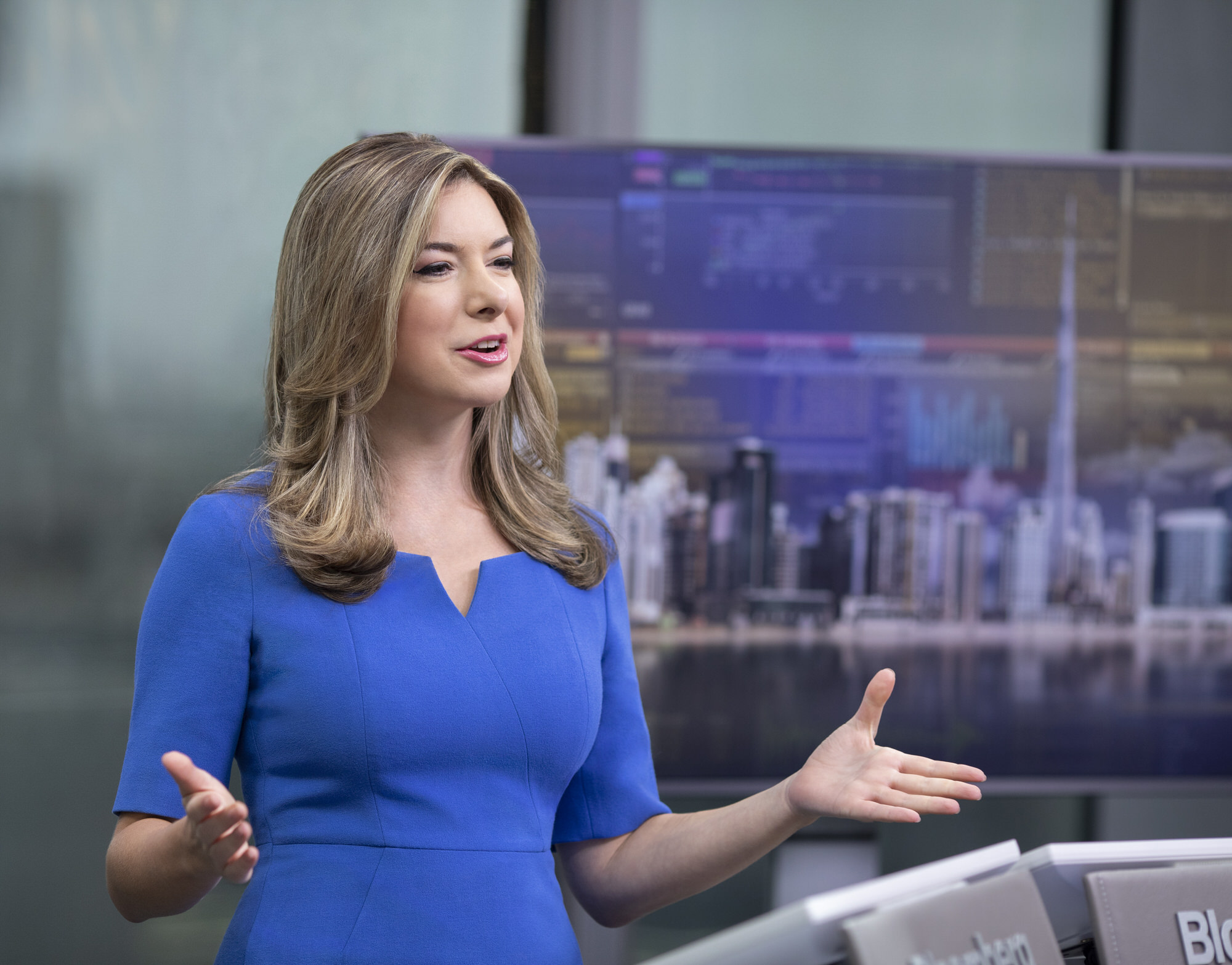 Tracy Alloway | Bloomberg Media Talent | Bloomberg L P