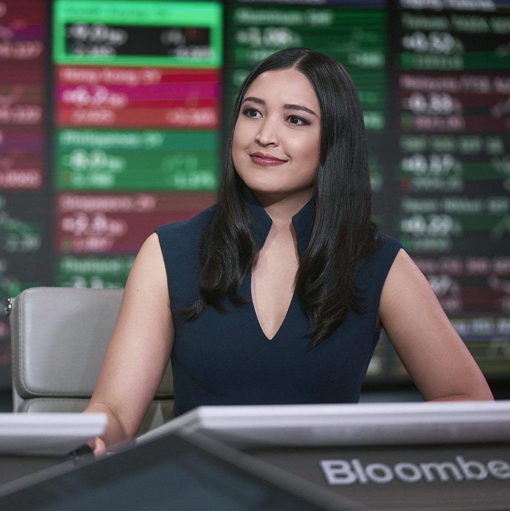 Sophie Kamaruddin   Bloomberg Media Talent   Bloomberg L P