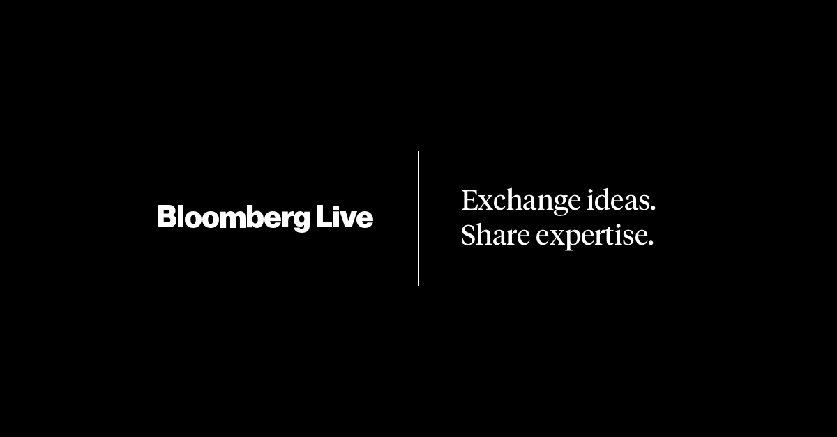 Events | Bloomberg Live