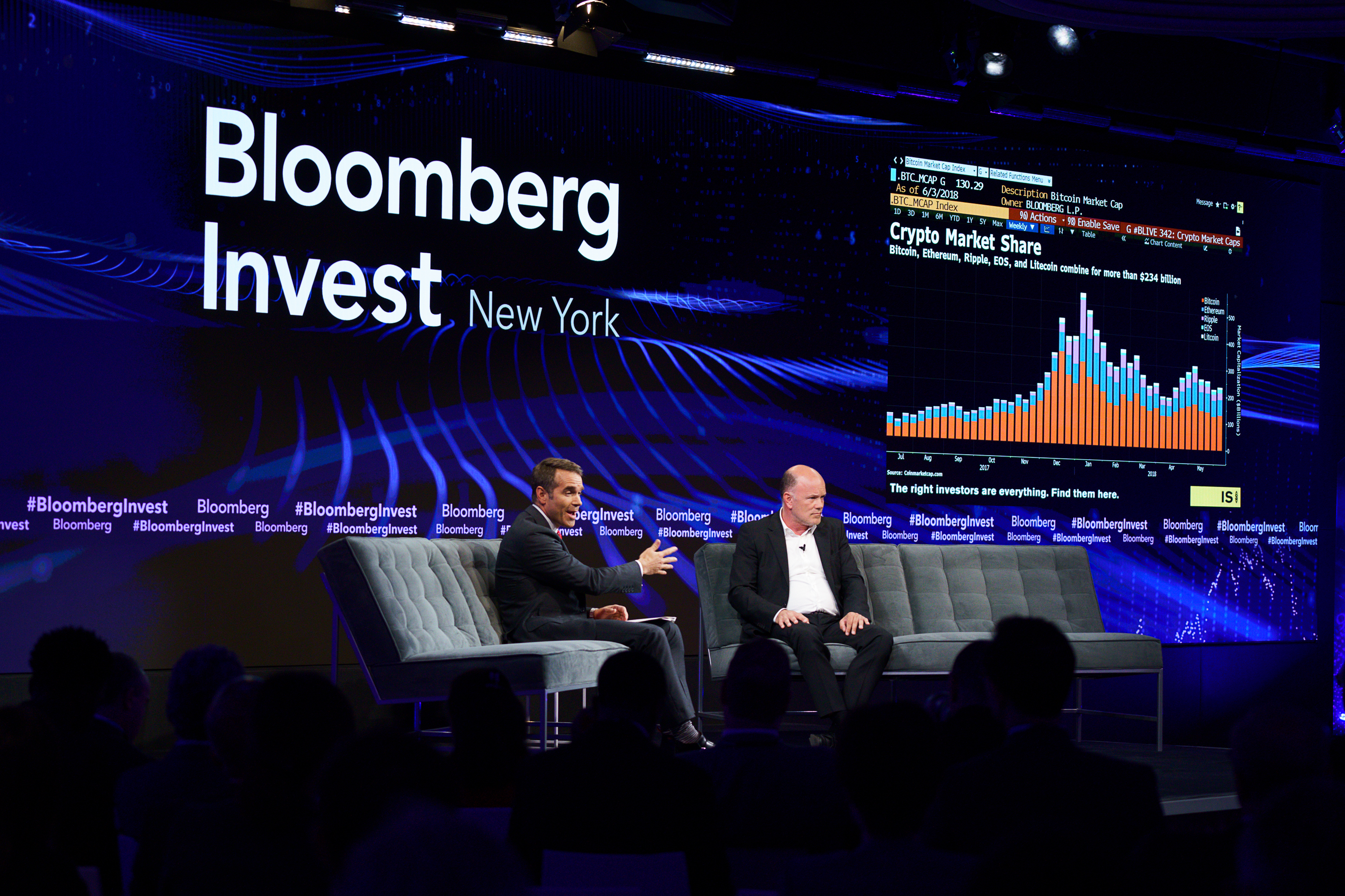 Bloomberg Invest New York 2019 | Bloomberg Live