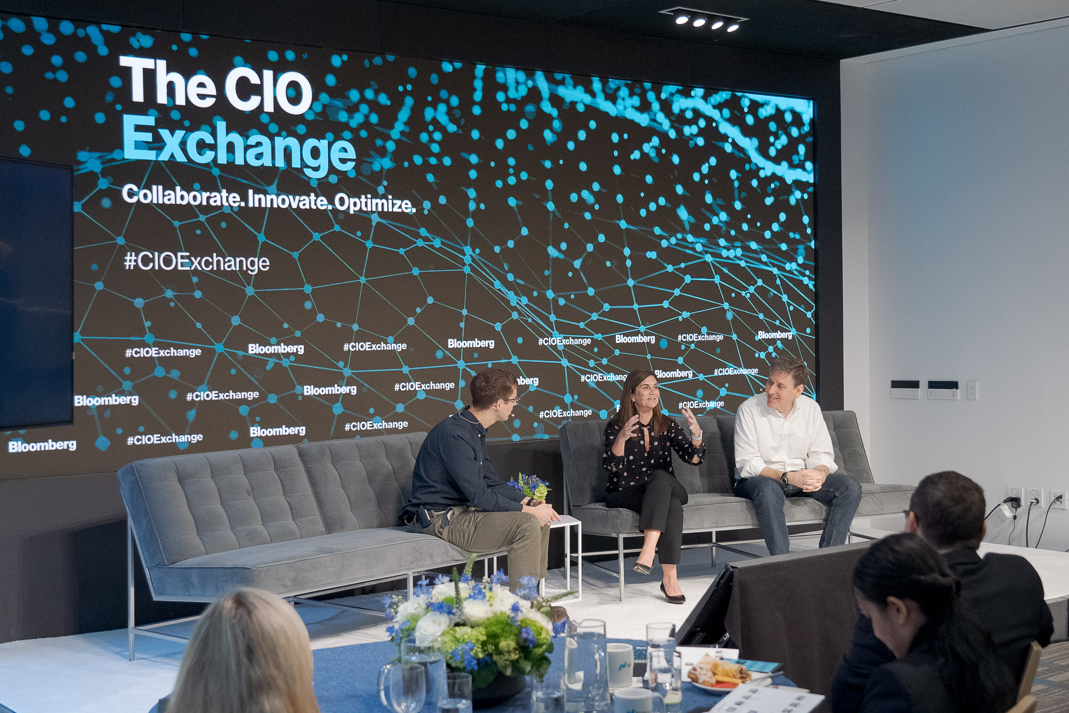 The CIO Exchange | NYC | October 16, 2019