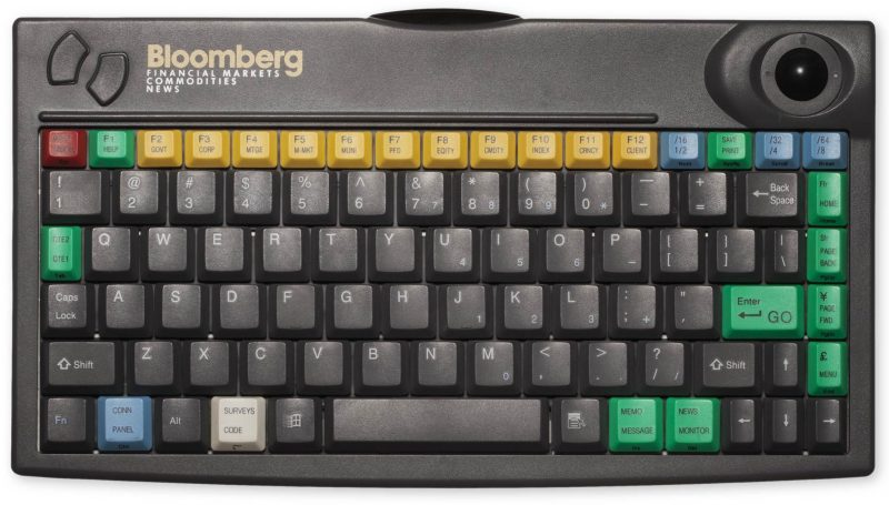 A look back the bloomberg keyboard bloomberg professional services mike bloomberg was our earliest and most loyal adopter of this keyboard our first wireless model that used infra red which was connected to the pc publicscrutiny Gallery