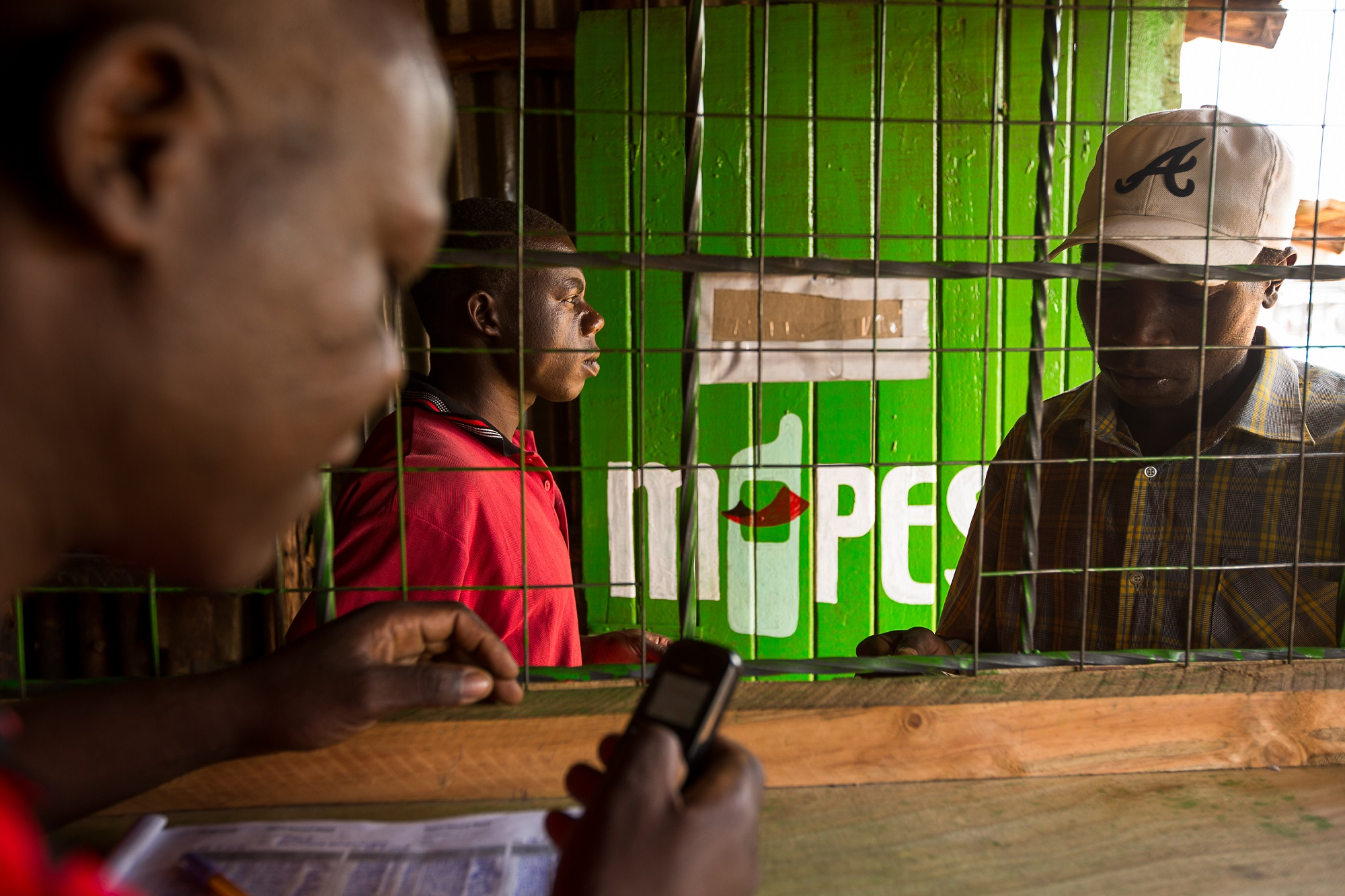Microlending goes digital, bringing debt stress to the masses | Bloomberg Professional Services