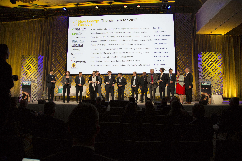 New Energy Pioneers: Skeleton Technologies | BloombergNEF