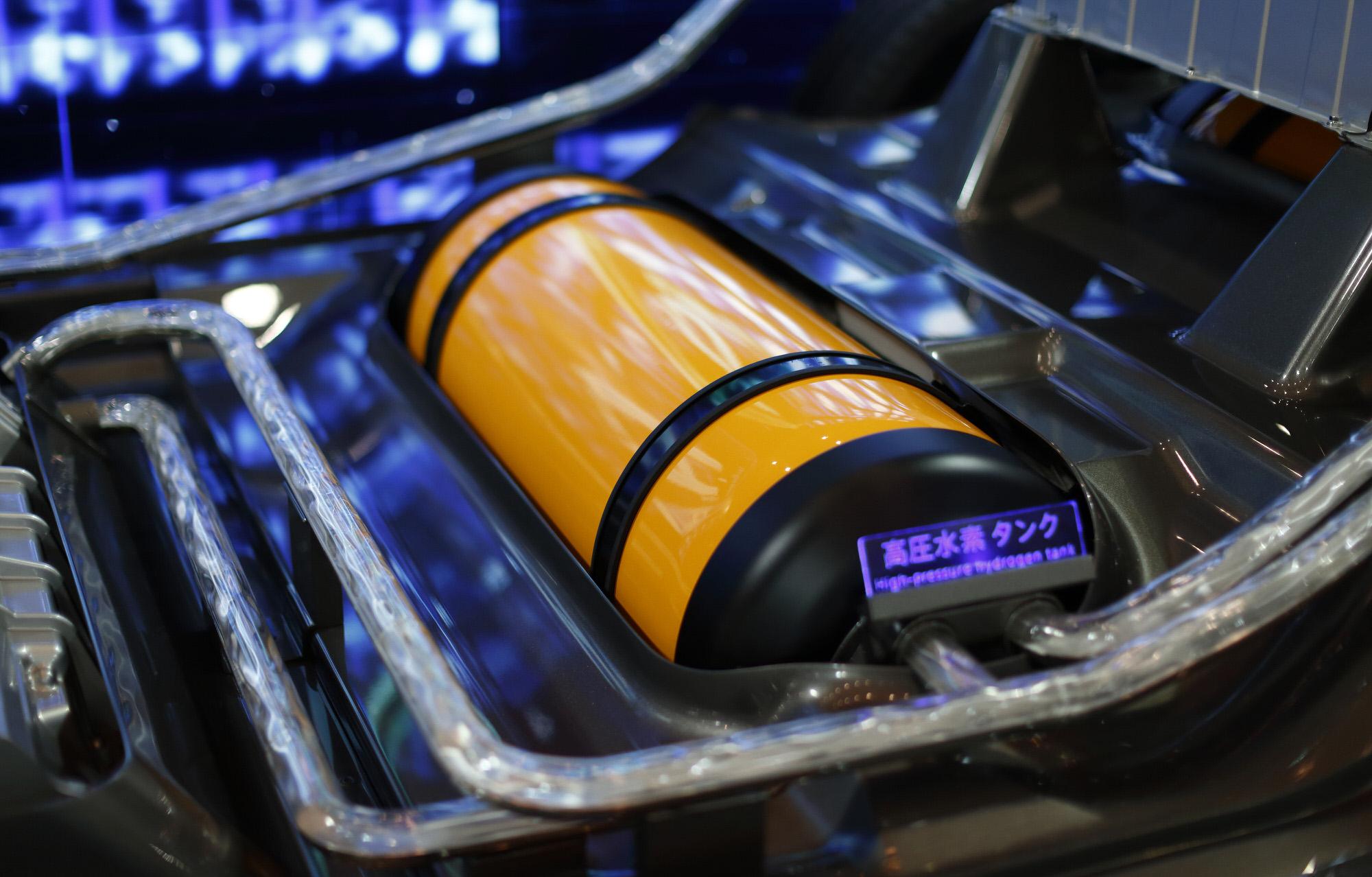 Japan's Hydrogen Goals Need More Than Panasonic Fuel Cells