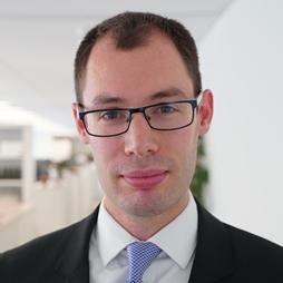 Photo of Dr. Christophe McGlade