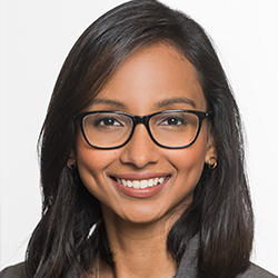 Photo of Dr Rupini Deepa Rajagopalan
